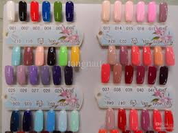led gel nail polish colors u2013 new super photo nail care blog