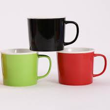 china manufacturer white porcelain mugs wholesale ceramic coffee