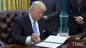 Peace Sign Meme - donald trump internet memes make fun of order signings time