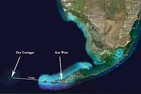satellite map of florida key west maps key west travel guide