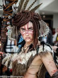Skyrim Halloween Costume Elder Scrolls Skyrim Forsworn Preview Cosplayinabox