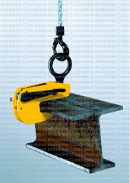 beam lifting clamp for sheet metal horizontal 500 7 500 kg