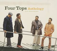 50th anniversary photo album four tops 50th anniversary anthology 2 cd