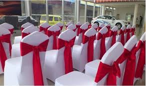 diy chair sashes chair sashes wedding chair sashes chair bows coral organza pew