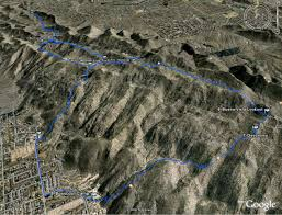 Map Phoenix Az by Mountainbikebill U0027s Mountain Biking Trail Reviews Videos And