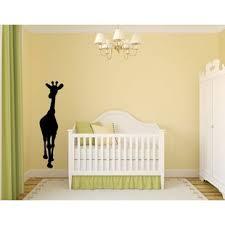 Giraffe Wall Decals For Nursery Giraffe Wall Decal Wayfair
