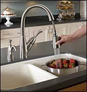 kitchen sink and faucets kitchen sinks and faucets the house designers