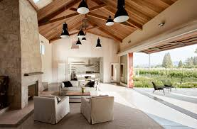 guest pavilion located in northern california usa interior designs