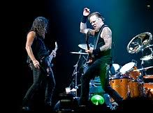 hair band concerts bay area metallica wikipedia