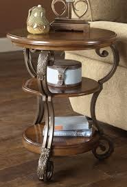 ashley furniture side tables buy ashley furniture t517 7 nestor chair side end table