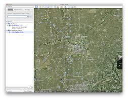 Google Maps Radius Draw A Circle In Google Earth Or Google Maps Codenes