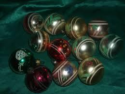 schöner alter christbaumschmuck weihnachtskugeln collection on ebay