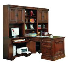 Oak Corner Computer Desks Office Desk Solid Wood Corner Computer Desk Oak Home Office