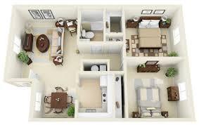 apartement gorgeous 2 bedroom apartment design plans marvelous