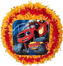 blaze monster machines pull pinata worldofpinatas