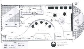 sample floor plan 2 id projects hummingbird cafe pinterest