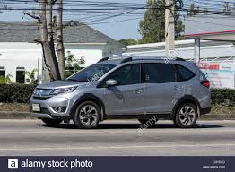 chiang mai thailand january 19 2017 private car honda brv city