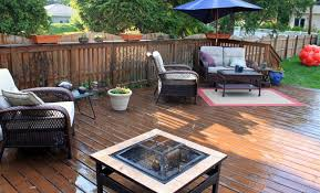 deck furniture layout furniture beauteous outdoor living space decoration using deck