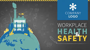 free elearning template industrial safety design