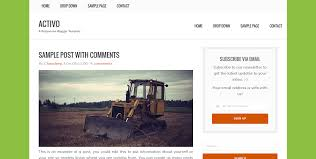 ansmachine net get professional blogger templates for your blog