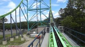 Six Flags New England Map by Kingda Ka On Ride Six Flags Great Adventure Youtube