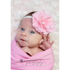 headband newborn baby headband newborn girl baby girl headband photo prop
