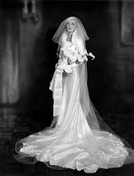 wedding fashion brides and wedding fashion in cleveland from the 1930s and 1940s