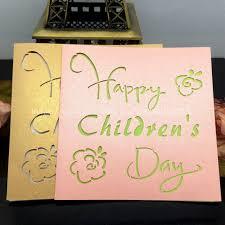 children s cards 50 pcs laser cut greeting card wedding christmas birthday hollow