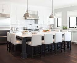 kitchen island furniture with seating white gray kitchen white silver backsplash kitchen design