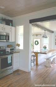 Kitchen Pass Through Designs by Kammy U0027s Korner Make Your Home More Open Cut An Indoor