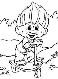 troll coloring pages troll coloring pages kids print