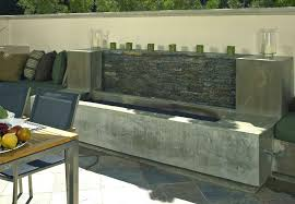 outdoor gas fireplaces gallery creative fireplaces design ideas