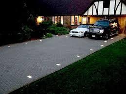 driveway lights driveway entry driveway lighting