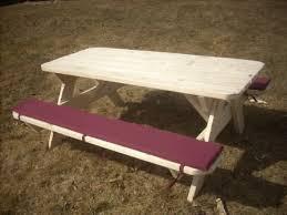 picnic table seat cushions picnic table cushions gallery stock photos ptc outdoors llc lv condo
