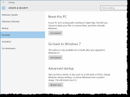 resetting battery windows 7 four ways to go back to windows 7 or 8 from windows 10 ask leo