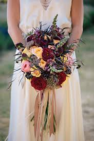 fall bridal bouquets 32 of the most stunning fall bridal bouquets you ve laid