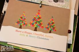 make a christmas card christmas card books wait til your gets home