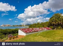 Botanical Gardens Sarasota Fl Selby Botanical Gardens In Sarasota Florida Stock Photo