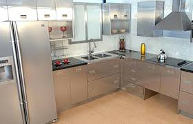 How Much Does Kitchen Cabinets Cost Stainless Steel Kitchen Cabinets Sabremedia Co