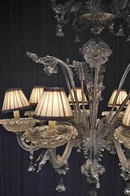 Murano Glass Chandelier Magnificent 1950 U0027s Large Venetian Murano Glass Chandelier U2013 A