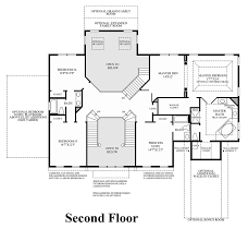 Foyer Plans Marlboro Ridge The Estates The Harding Home Design