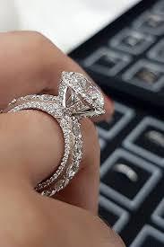 girl wedding rings images Trend we love 20 floral inspired engagement rings engagement jpg