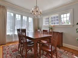 Traditional Dining Room With Crown Molding  Chandelier In - Traditional dining room chandeliers