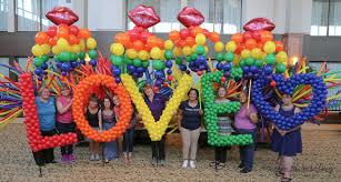 balloon arrangements chicago wisconsin balloon decor balloon decorations in milwaukee