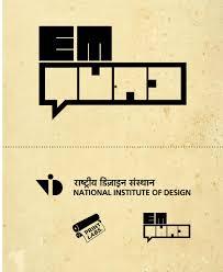 friends of letterpress design project 1