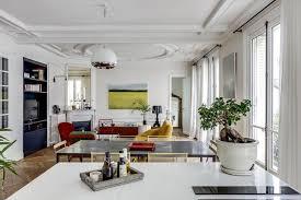 seconde de cuisine appartement 17 un 75 m2 haussmannien refait à neuf côté