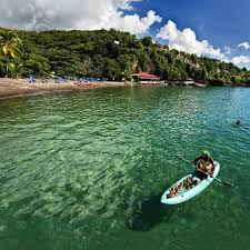 St Lucia Island Map Blog