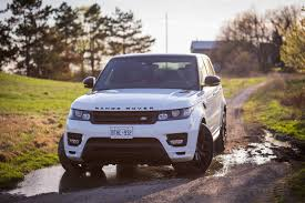 land rover water review 2015 range rover sport canadian auto review