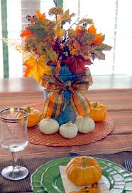 Fall Dining Room Table Decorating Ideas 6 Table Decorating Ideas For Fall Or Thanksgiving Do More For Less