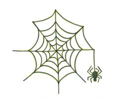 simple spider drawing finished spider png coloring pages maxvision